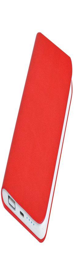 Универсальное зарядное устройство Softi, 4000mAh, красный фото