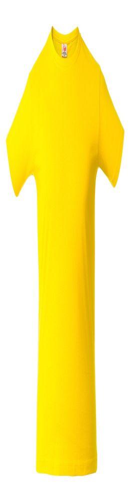 Футболка мужская HEAVY, желтая фото