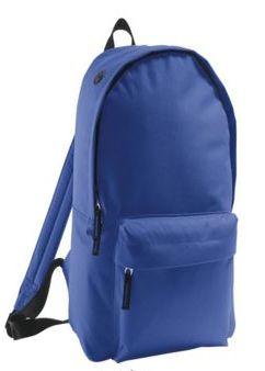 """Рюкзак """"Rider"""",  ярко-синий, 100% полиестер 600D,  14 х 28 х 40см; 15,7 литров фото"""