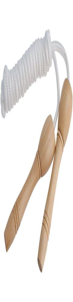 Скакалка с деревянными ручками Forrest Jump фото
