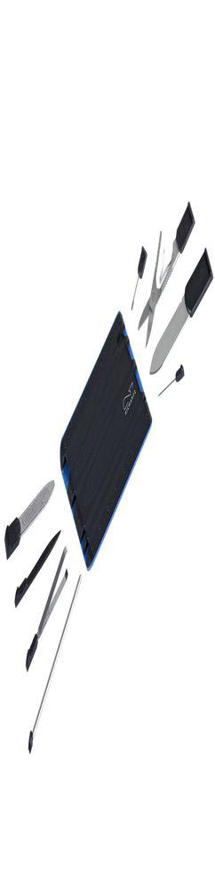 Карточка — набор инструментов Multi Tec, синяя фото