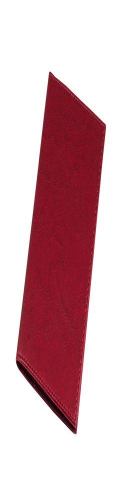 Обложка для автодокументов Birmingham, красный фото
