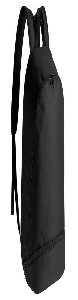 Рюкзак спортивный Unit Athletic, черный фото