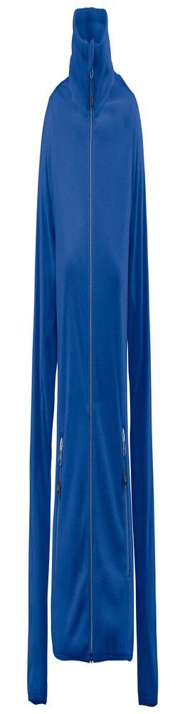Куртка флисовая женская TWOHAND синяя фото