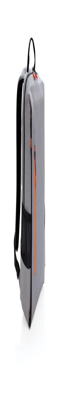 "Рюкзак для ноутбука Lima 15"" с RFID защитой и разъемом USB, серый фото"