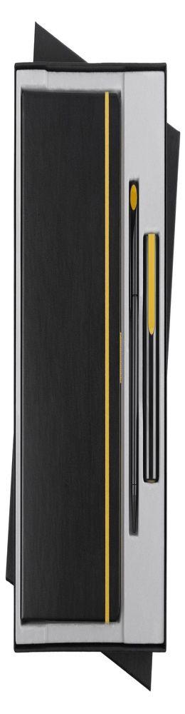 Набор Black Energy, черно-желтый фото