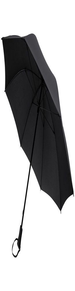 Зонт-трость Hogg Trek, черный фото