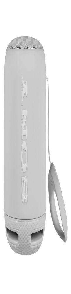 Беспроводная колонка Sony SRS-10, светло-серая фото