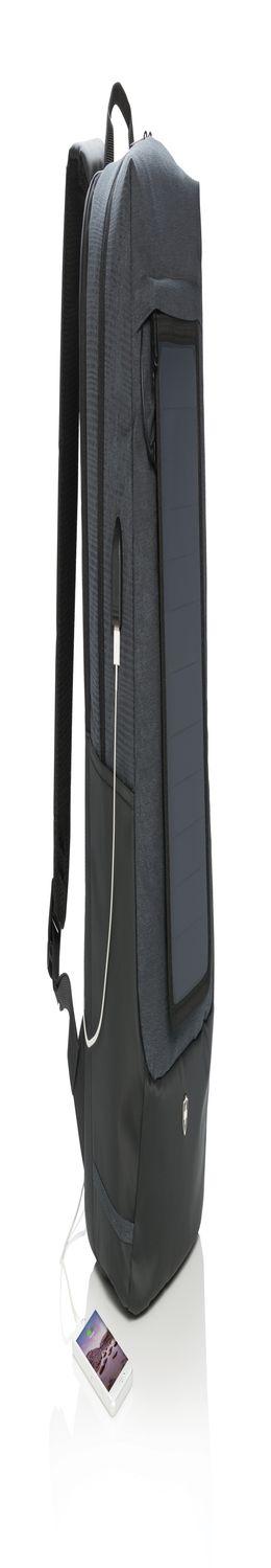 Рюкзак для ноутбука Swiss Peak на солнечных батареях фото