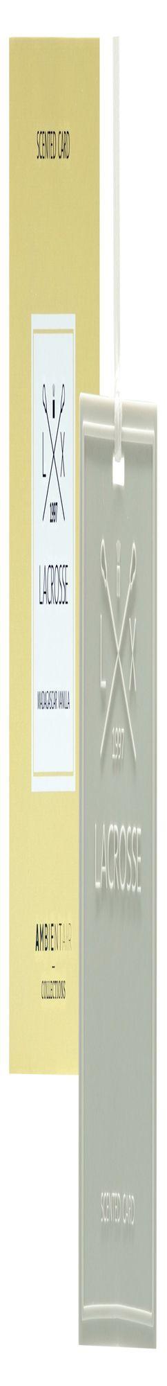 Карточка ароматическая Madagascar Vanilla фото