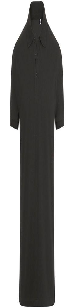 Рубашка поло мужская PHOENIX MEN, черный меланж фото