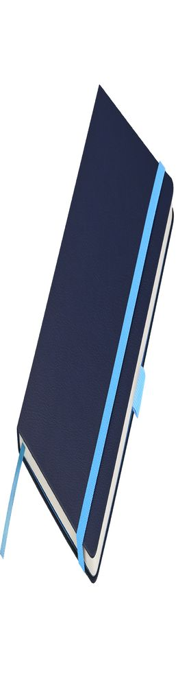 Ежедневник недатированный Portobello Trend, Chameleon, синий/голубой фото