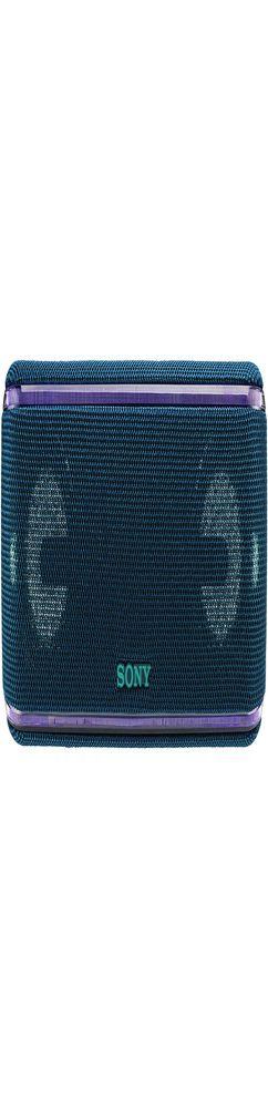 Беспроводная колонка Sony XB41B, синяя фото