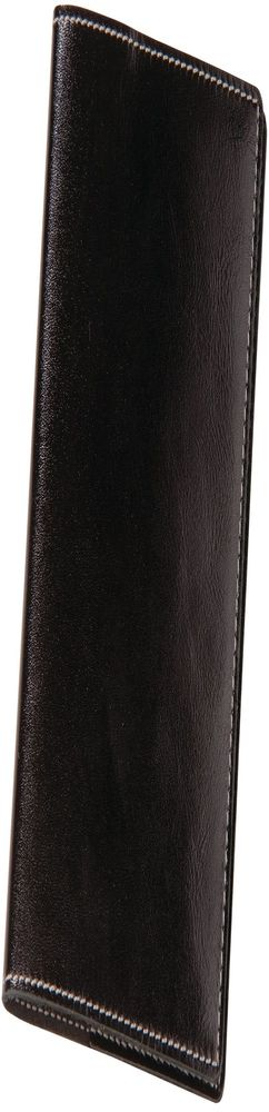 Обложка для паспорта Cover, черная фото