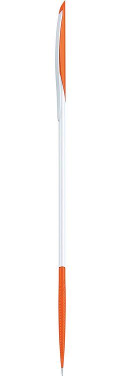 Ручка пластиковая шариковая «Hattrix Basic» фото