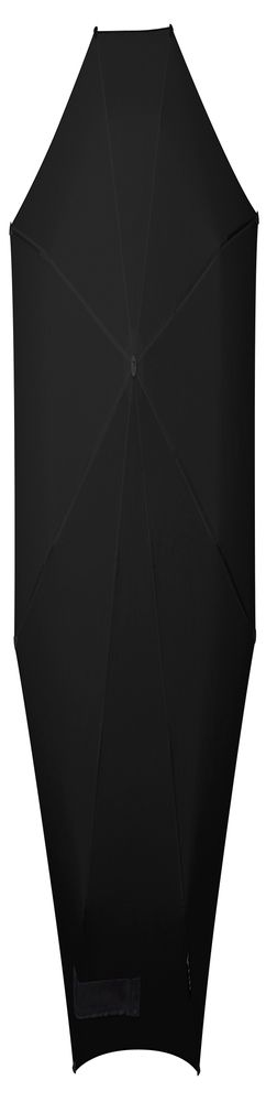 Зонт-автомат senz° pure black фото