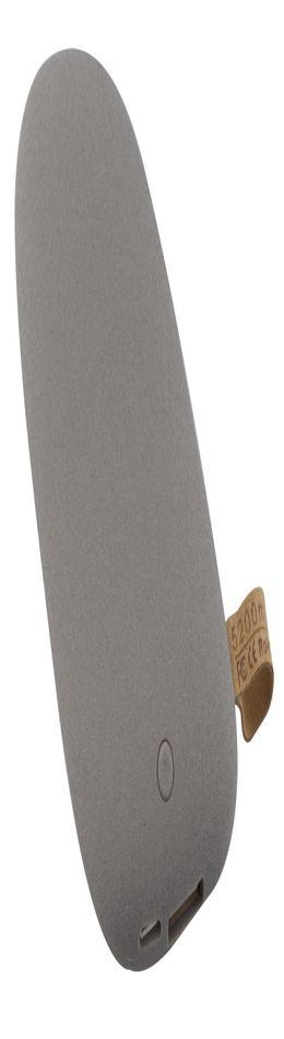 Универсальный внешний аккумулятор Pebble 5200 mAh, серый фото