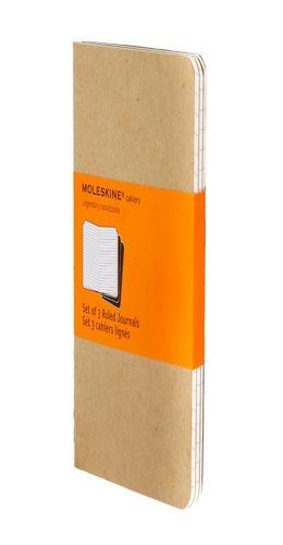 Набор записных книжек Cahier, Pocket (в линейку) фото