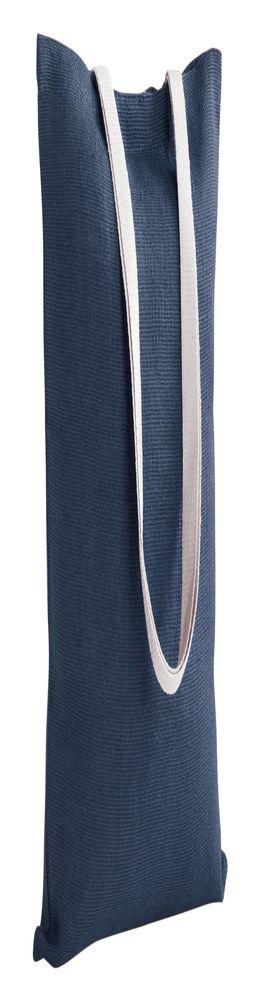 Холщовая сумка на плечо Juhu, синяя фото