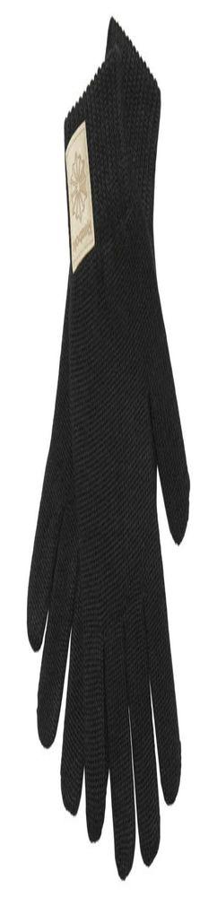 Перчатки Classic Foundation Label, черные фото