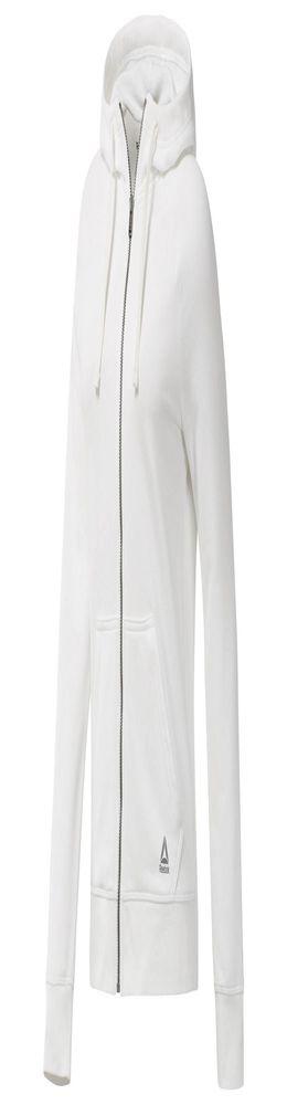 Толстовка женская Elements French Terry Full Zip, белая фото