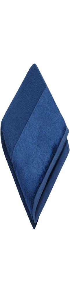 Полотенце Bamboo Luxe, среднее, синее фото