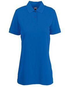 Поло женское Lady-Fit 65/35 Polo, ярко-синий фото