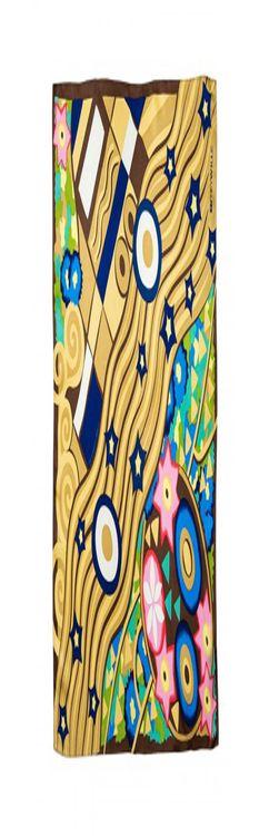 Шейный платок «Гаврош» Г. Климт фото