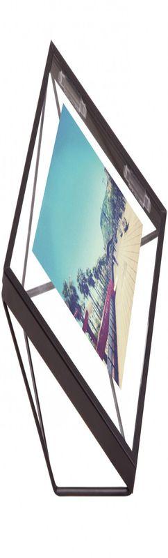 Фоторамка prisma 10х10 черная фото