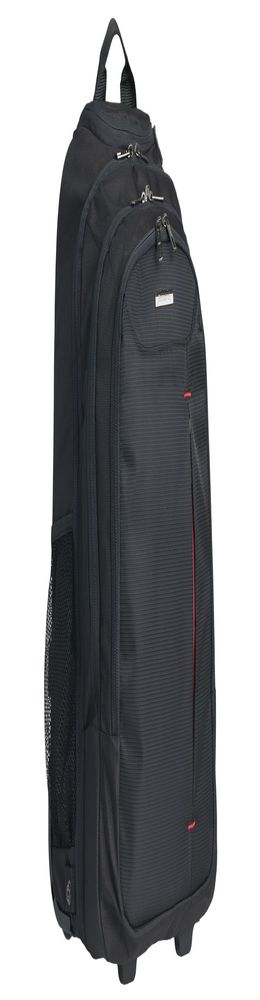 Рюкзак для ноутбука с колесами GuardIT, черный фото