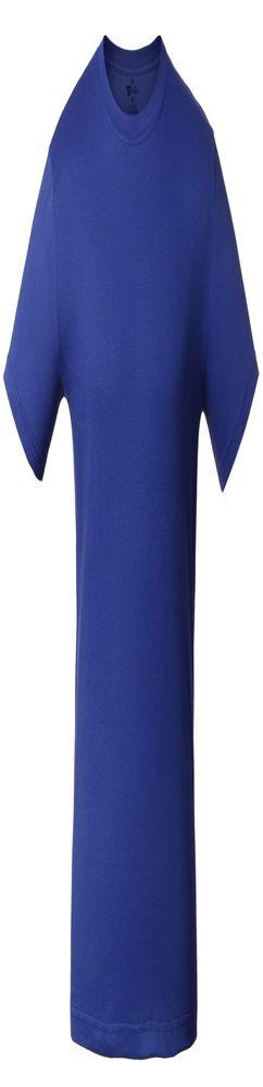 Футболка T-bolka 140, синяя (сапфировая) фото