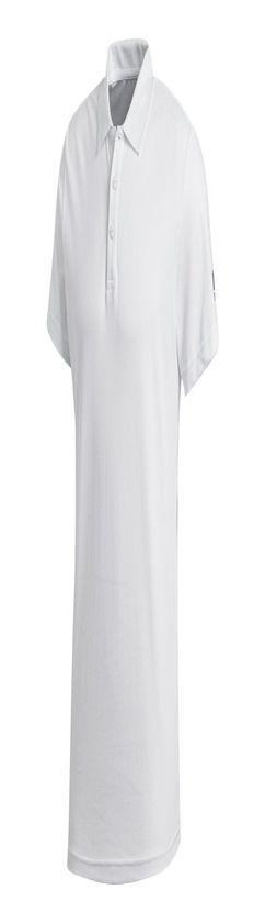 Рубашка поло Essentials Base, белая фото