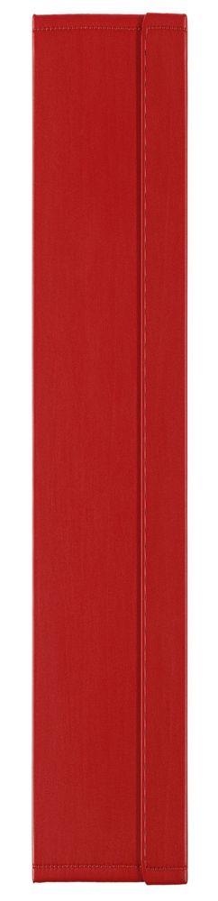Inspire Ежедневник Left, недатированный, красный фото