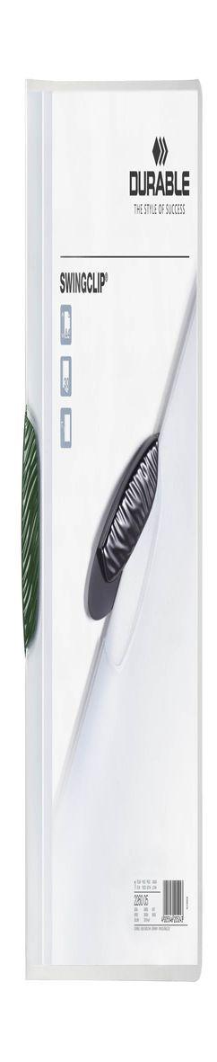 226005 Папка SWINGCLIP с зеленым клипом фото