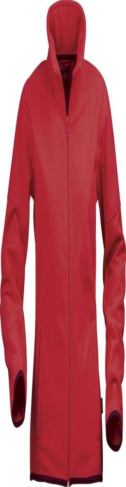 Куртка флисовая женская SARASOTA, красная фото