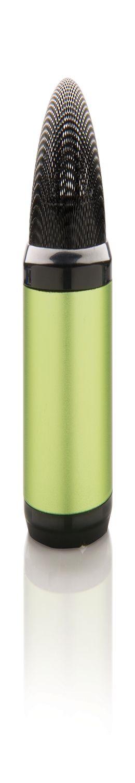 Беспроводная колонка 3W, зеленый фото