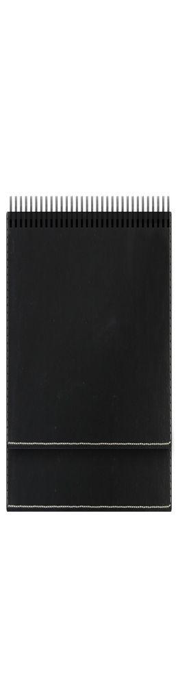 Недатированный планинг PORTLAND 5496 (794U) 298х140 мм черный, белый.блок фото