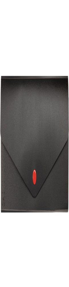 Органайзер для путешествий Envelope, черный с красным фото