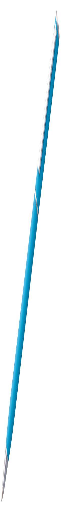 Ручка шариковая Hotel Chrome, ver.2, голубая фото