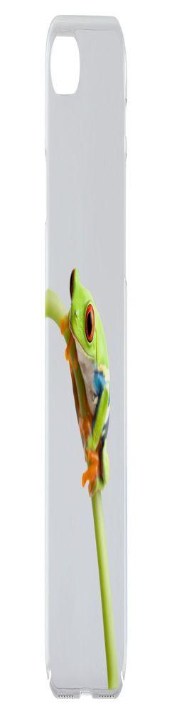 Чехол Exсellence для iPhone 7/8, глянцевый, прозрачный фото