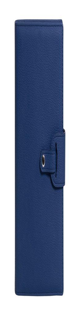 Ежедневник-портфолио Passage, недатированный, синий, подарочная коробка фото