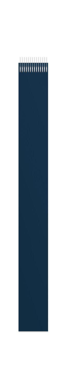 Блокнот Office А5, 60 листов, синий  фото