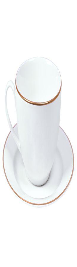 Чайная пара Goldi в подарочной упаковке, 220 мл фото