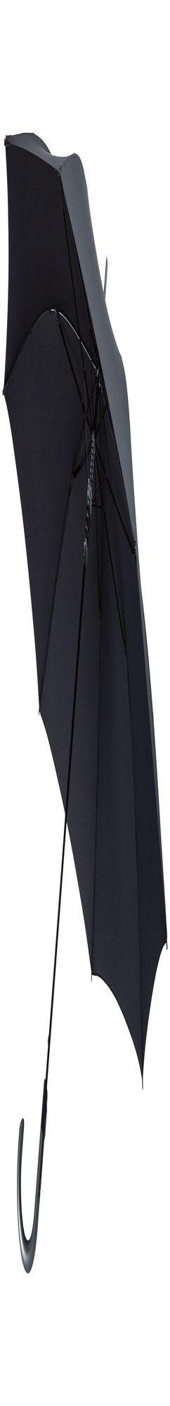 Зонт-трость T.703, черный фото