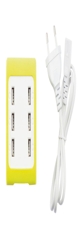 Зарядная станция с 6 USB-портами фото