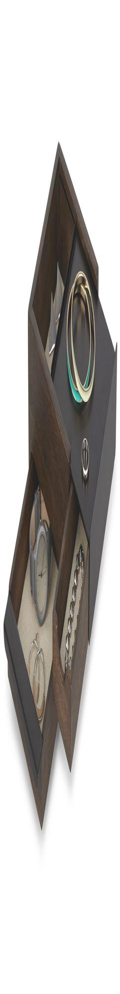 Шкатулка для украшений Stowit, черная фото