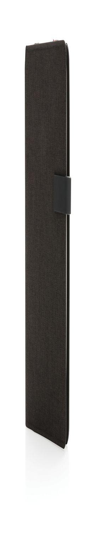 Обложка для блокнота с органайзером Kyoto A5, черный фото