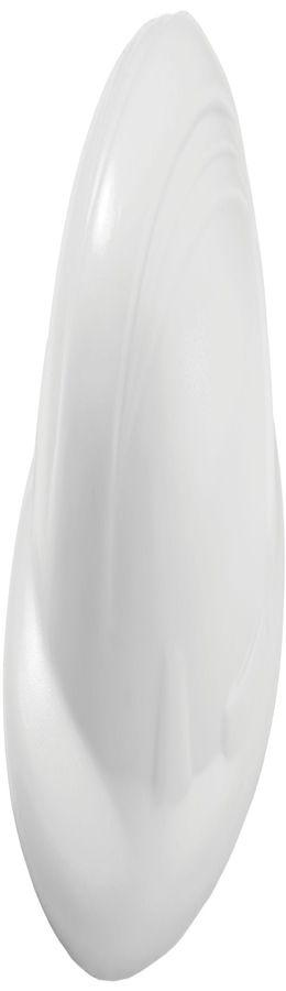 Антистресс «Каска», белый фото