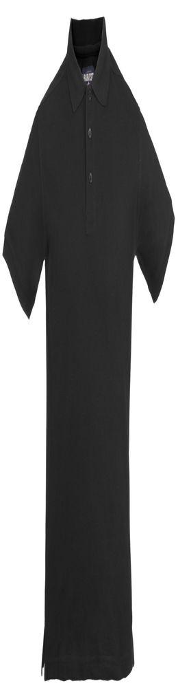 Рубашка поло мужская MORTON, черная фото
