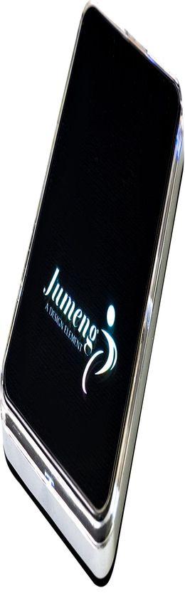 Внешний аккумулятор с подсветкой логотипа Uniscend Ace, 3000 мАч фото